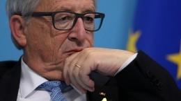 Глава Еврокомиссии снова удивил интернет-пользователей