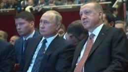Путин дал команду назавершение строительства морской части «Турецкого Потока»