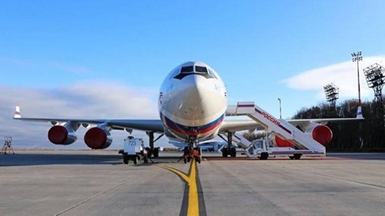 ВВоронеже начали производить модернизированный Ил-96