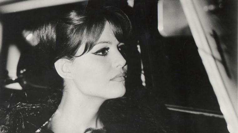Клаудия Кардинале, 1962 год.