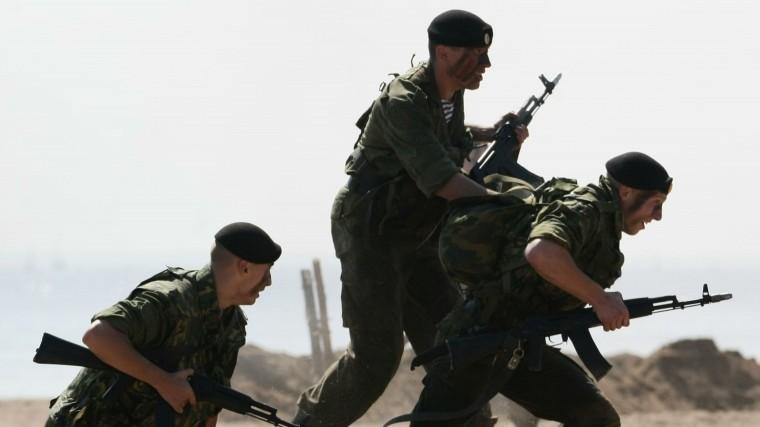 27ноября— День морской пехоты России