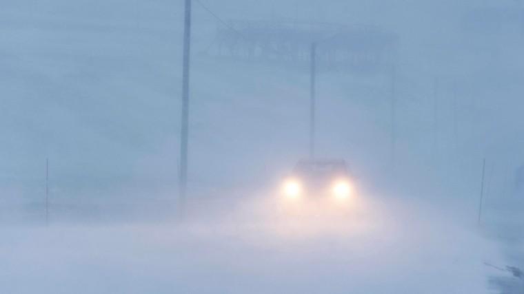 Наевропейскую часть России надвигается снежный шторм изСибири