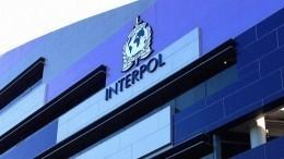 Новым главой Итерпола избран южнокорейский кандидат