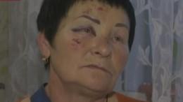 НаКубани мужчина несмог объяснить причины избиения пенсионерки