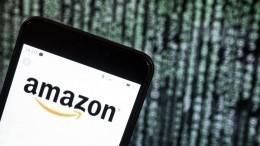 Личные данные пользователей компании Amazon попали всеть