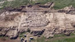 Древняя античная усадьба изменила маршрут железной дороги кКрымскому мосту