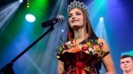 ВКазани выбрали самую красивую студентку России