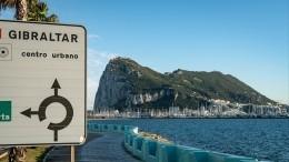 Мадрид договорился сЛондоном иБрюсселем поГибралтару