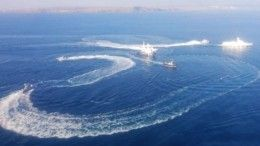 Крымский сенатор прокомментировал инцидент сукраинскими кораблями ВМС