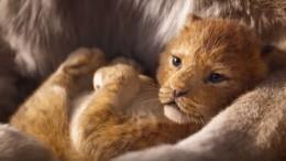 Трейлер нового «Короля льва» засутки собрал миллионы просмотров