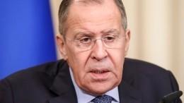 Лавров прокомментировал попытки Киева ввести наУкраине военное положение