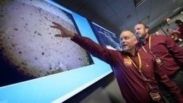 NASA показали первый снимок InSight сМарса