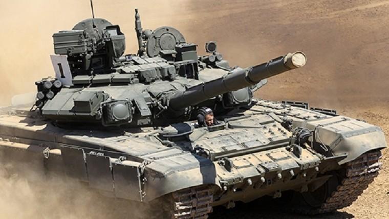 Российский танк признали самым «смертоносным» вмире