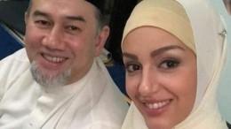 Искренние чувства! —гости рассказали освадьбе короля Малайзии и«Мисс Москва»