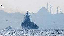 Украина попросит закрыть Босфор из-за инцидента вКерченском проливе