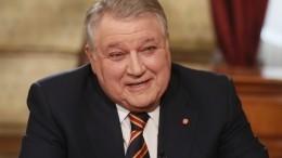 Михаил Ковальчук присудил звания почетных докторов президенту РАН иректору МГУ