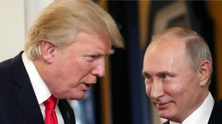 Трамп: Встреча сПутиным отменена только из-за инцидента вКерченском проливе