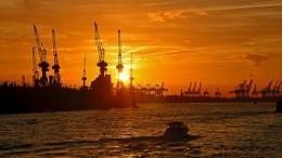 ВГермании предложили закрыть порты для российских судов
