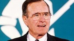 Чем запомнился 41-й президент США Джордж Буш-старший