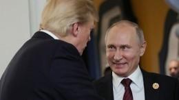 Ушаков рассказал оконтактах России иСША после отмены встречи Путина иТрампа