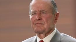 Стали известны последние слова Буша-старшего, которые онпроизнес при жизни