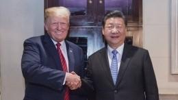 Трамп отказался оточередного повышения тарифов накитайский импорт