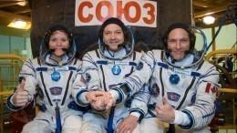 Утвержден состав экипажа космического корабля «Союз МС-11»