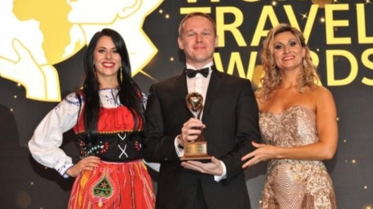 Петербург получил «туристический оскар» третий раз подряд