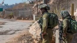 Израиль объявил оначале спецоперации награнице сЛиваном