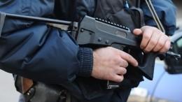 Опубликовано фото сбежавшего вМоскву вооруженного охранника стратегического объекта