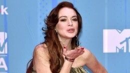 Фото: Линдси Лохан превратилась вдиснеевскую принцессу