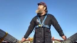 Федор Конюхов отправился изНовой Зеландии заочередным рекордом