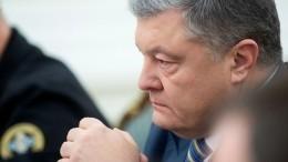 Порошенко пугает европейцев атаками России