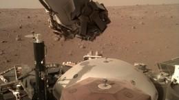 Неземная романтика: вNASA впервые записали шум марсианского ветра