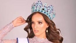 Теперь втренде мексиканки: Ванесса Понсе стала «Мисс мира— 2018»— фото