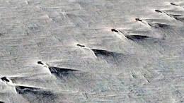 Военную базу иследы древней цивилизации обнаружили вАнтарктиде