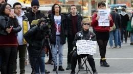 Профсоюз «Солидарность» отказывается отпереговоров сМакроном
