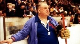 100 лет исполнилось содня рождения «отца русского хоккея» Анатолия Тарасова
