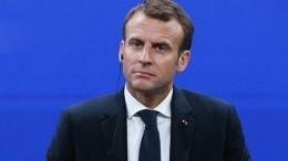 Президент Франции ввел чрезвычайное экономическое положение— видео