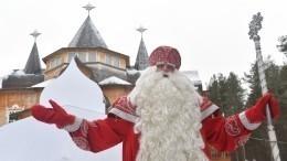 Лучшим Дедом Морозом России стал актер изСургута