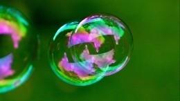 Делаем мыльные пузыри изподручных материалов— праздничный лайфхак
