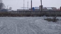 Жители Ивановской области шокированы «черным» снегом— фото