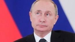 Внесение изменений взакон омитингах требует взвешенного решения— Путин