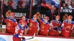 Хоккеисты Дацюк иБурдасов непопали всостав сборной России