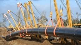 Европарламент потребовал аннулировать проект «Северный поток— 2»