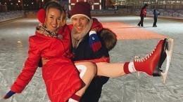 Поклонники подозревают Алексея Ягудина в«теплых чувствах» кМарии Матвеевой