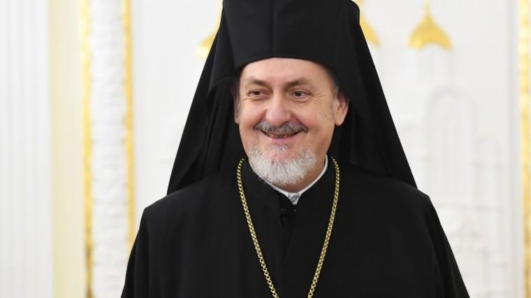 «Галльский петушок»: ВКиеве ждут скандально известного митрополита Эммануила