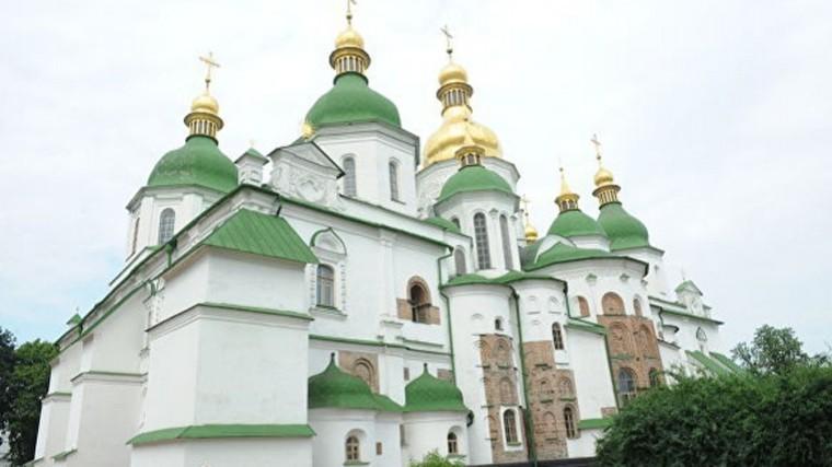 На«объединительный» собор вКиеве приехали только два архиерея УПЦ