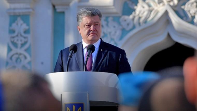 Порошенко объявил осоздании наУкраине поместной автокефальной церкви