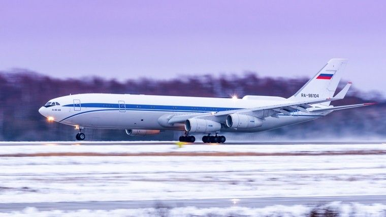 Создание первого опытного образца Ил-96-400М оценили в10 миллиардов рублей